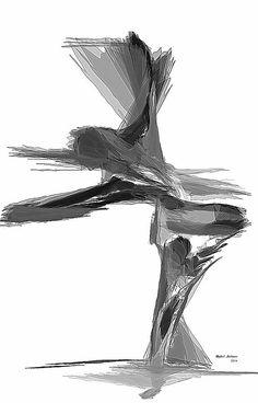 Drawn cubism digital Digital Art II Series Cubism