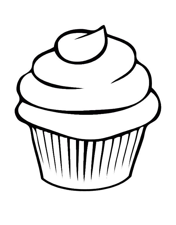 Drawn cupcake Art Draw Drawing Download Cupcake