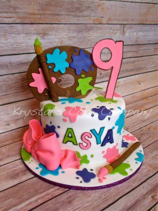 Drawn cupcake cake art Party Cake ideas 25+ on