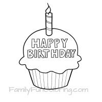 Drawn cake small Pinterest Cake Birthday Printables and