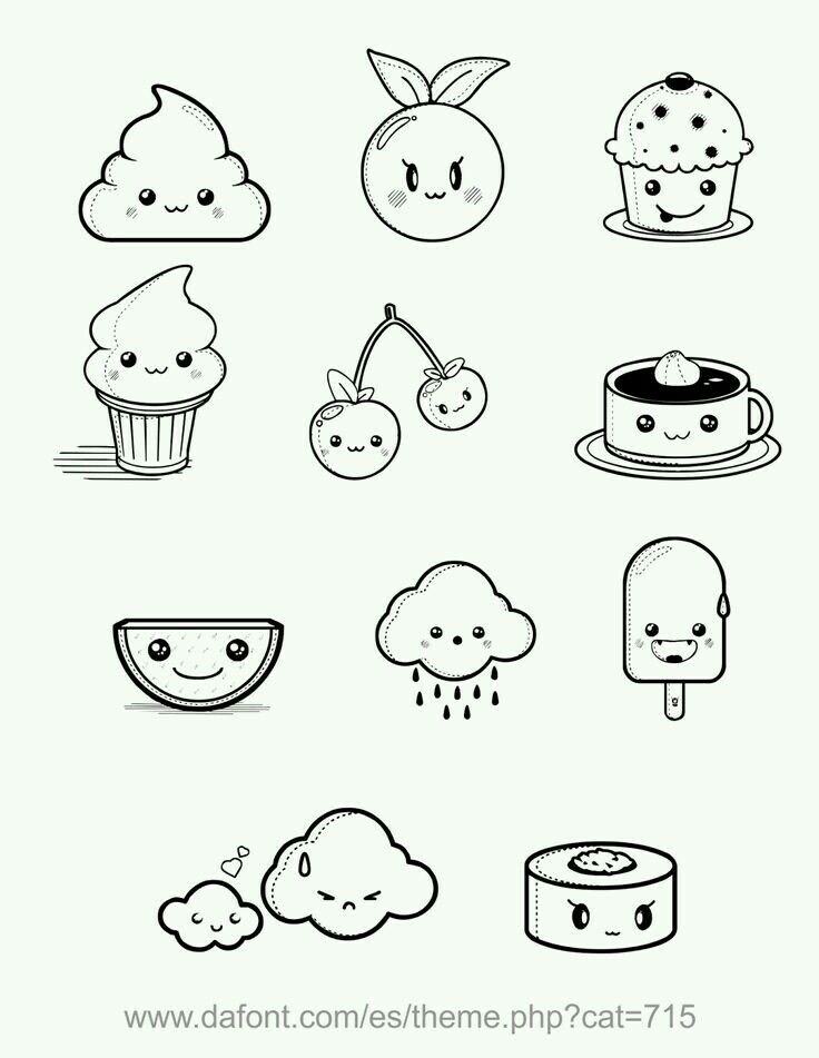 Drawn cute Cute drawings 25+ little Best