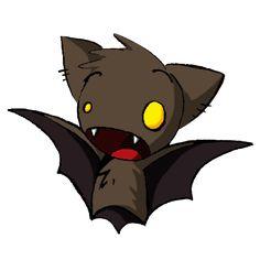 Drawn cute bat  pics cute to Bats