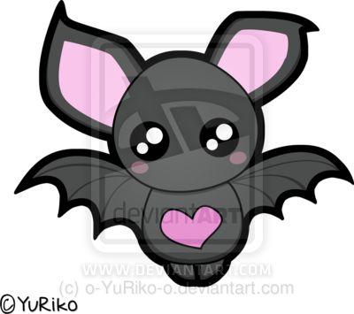 Drawn cute bat Images cute on Cute o