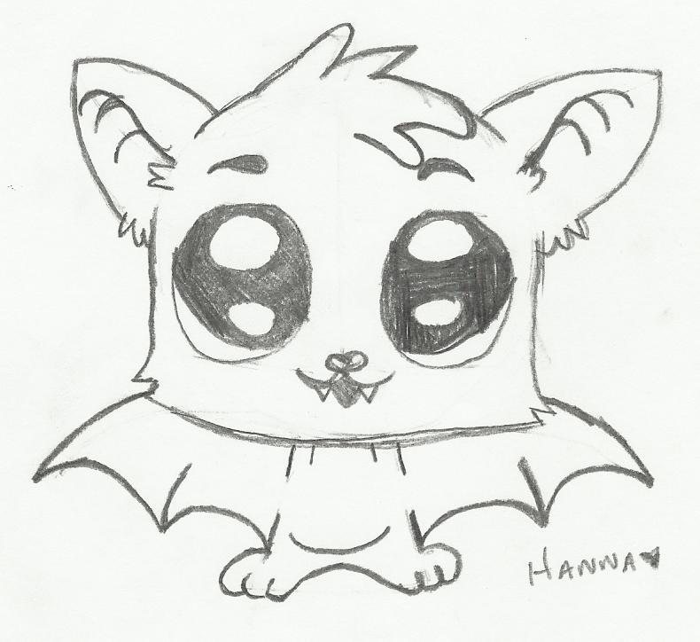 Drawn cute bat Cute bat Bat photo#12 vampire