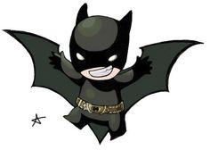 Drawn cute batman On ~alexaaaaa vixtopher deviantart Bats