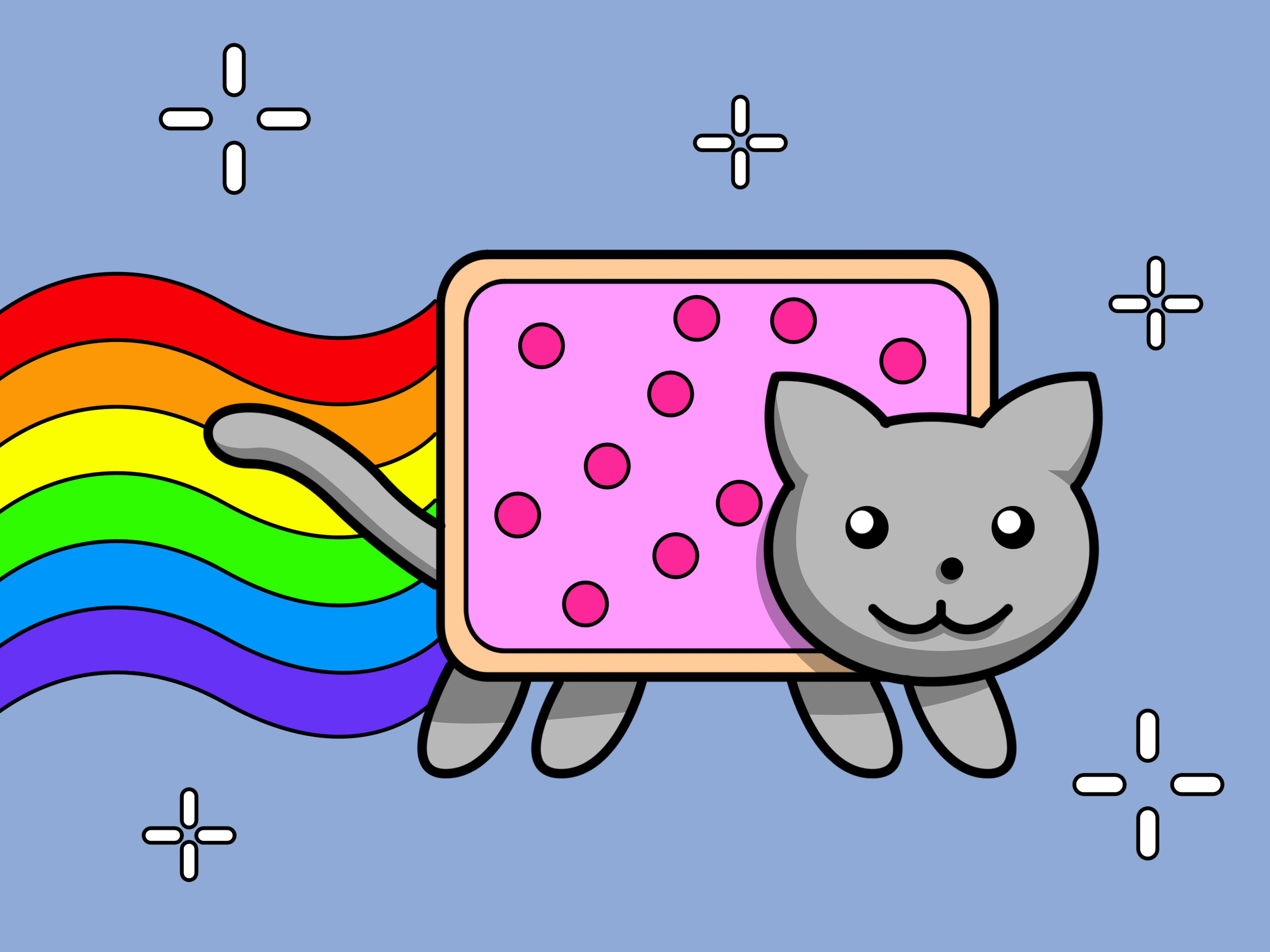 Drawn cute cat Draw Pictures) Steps How to