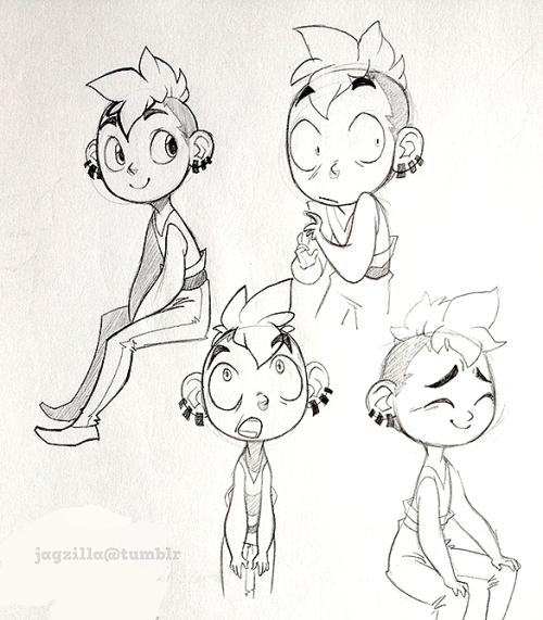Drawn cute cute person #12