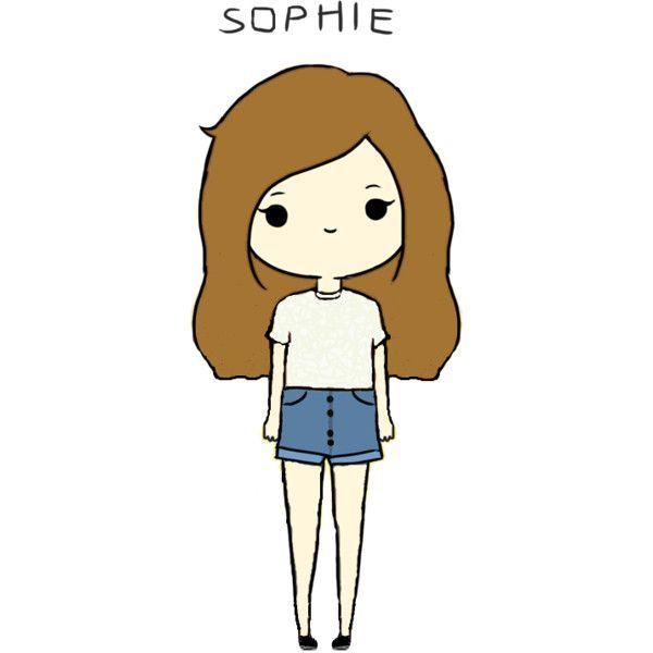 Drawn cute cute person #4