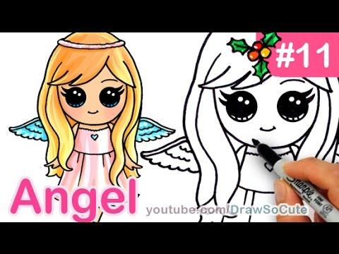 Drawn cute cute person #7