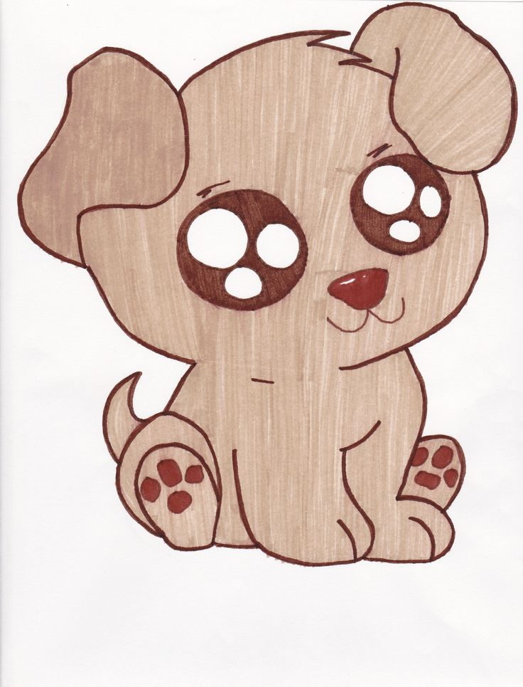 Pets clipart easy dog #10