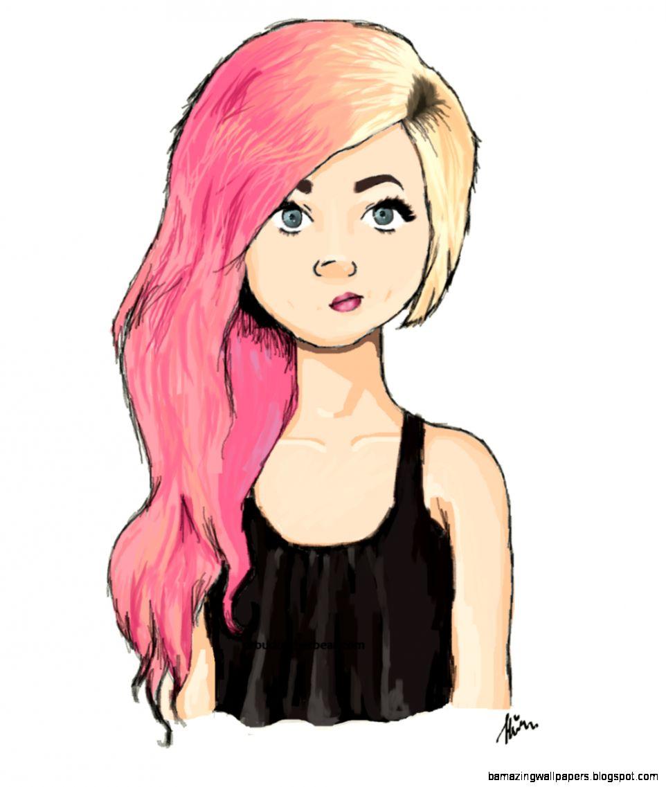 Drawn cute girlfriend tumblr Tumblr … Cute Amazing Hipster