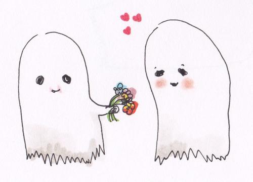 Drawn cute romantic #5