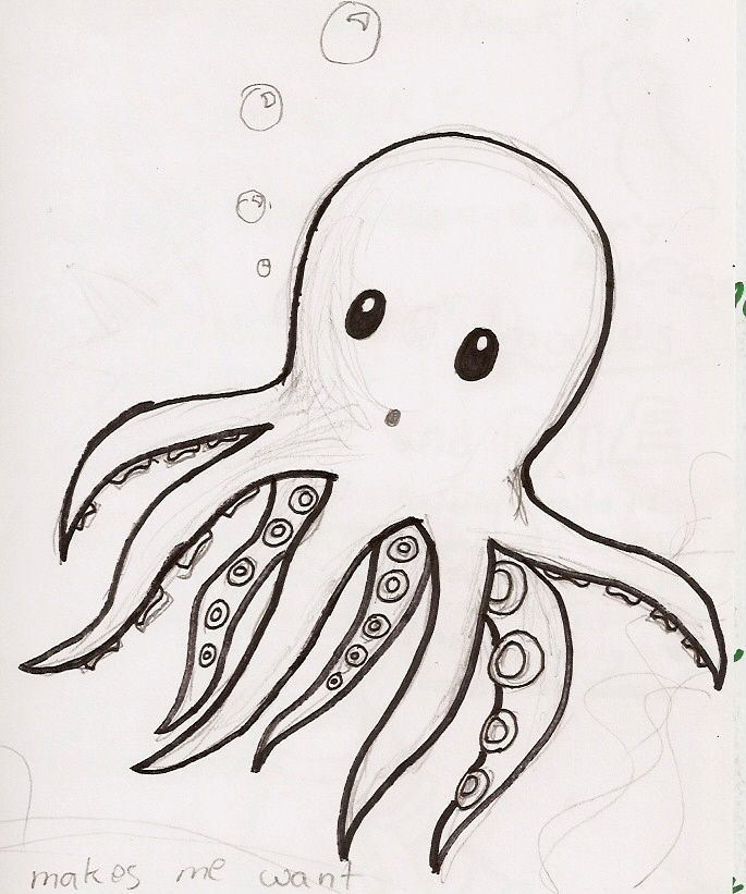 Drawn surfboard Cute 25+ Best Octopus Wallpaper