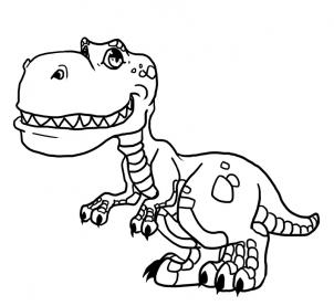 Drawn cute velociraptor 17 dinosaurs com how to