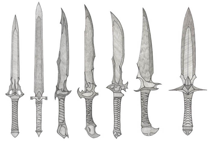 Drawn dagger assassin What you?  are character