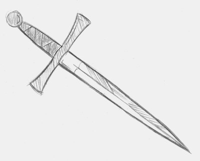 Drawn dagger assassin Daggers: (dagger) and Information pictures