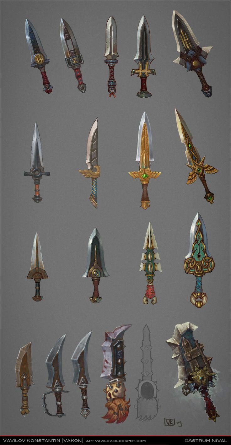 Drawn dagger d&d Best Pinterest D&D and images