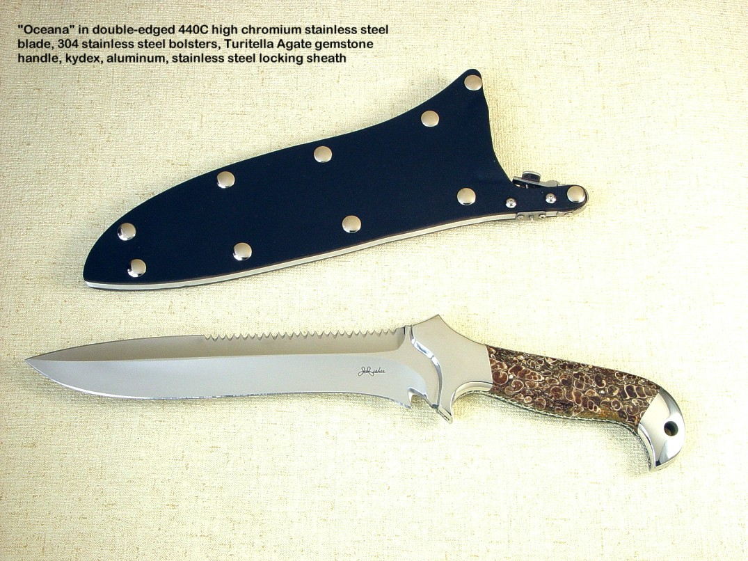 Drawn dagger double edged Jay Names Fisher Parts Page