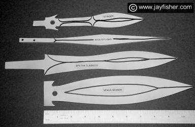 Drawn dagger double edged Edged Knives Knives Fantasy Art