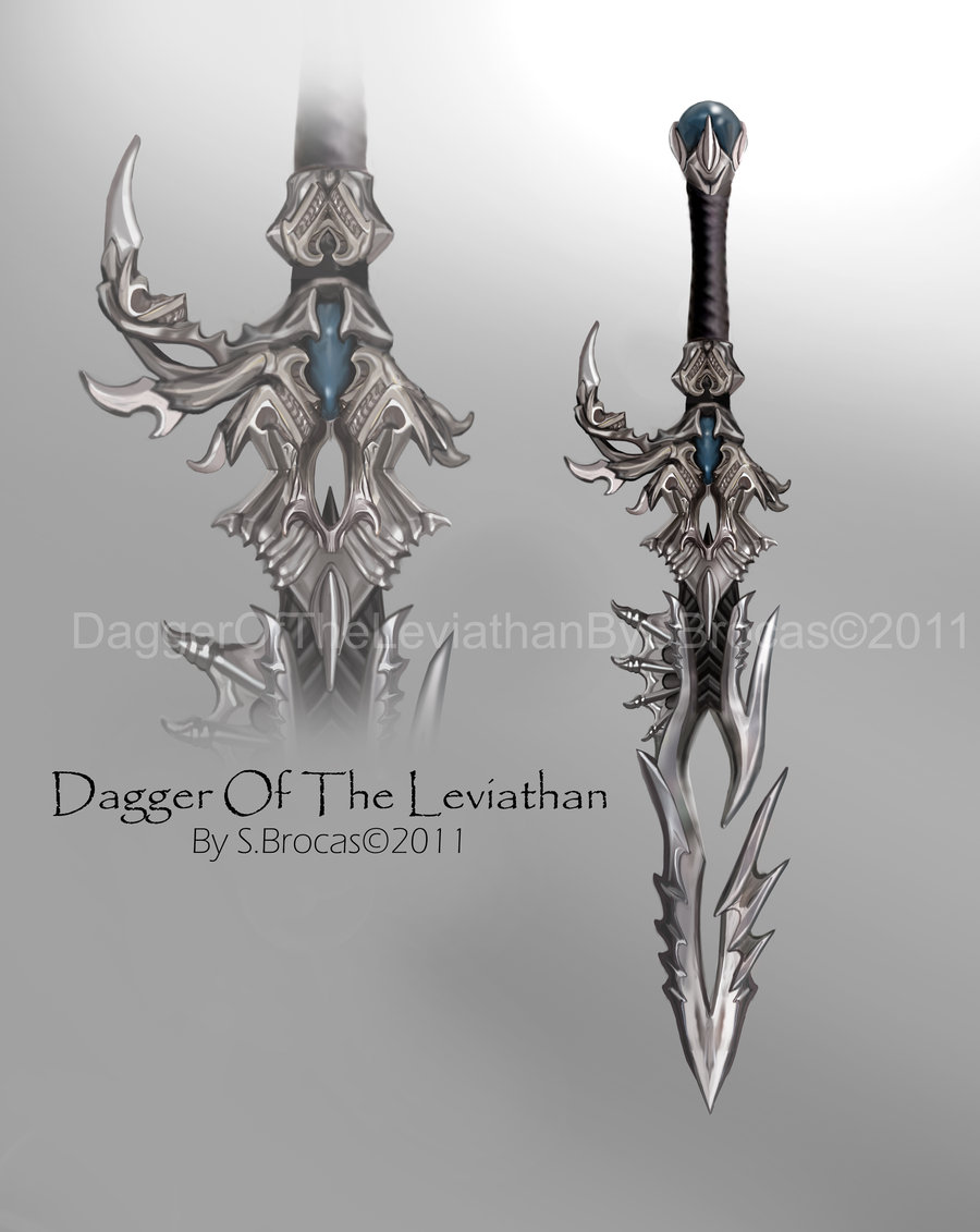 Drawn dagger epic The Lee99 Of DeviantArt by