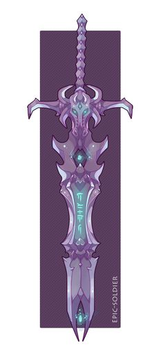 Drawn dagger epic Epic commission commission @DeviantArt Weapon