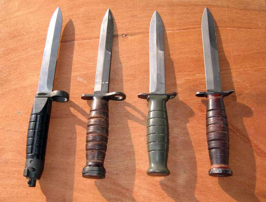 Drawn dagger military knife Knife fighting of Swedish forces
