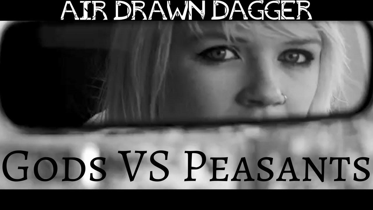 Drawn dagger wolf Drawn Air Music Air Gods