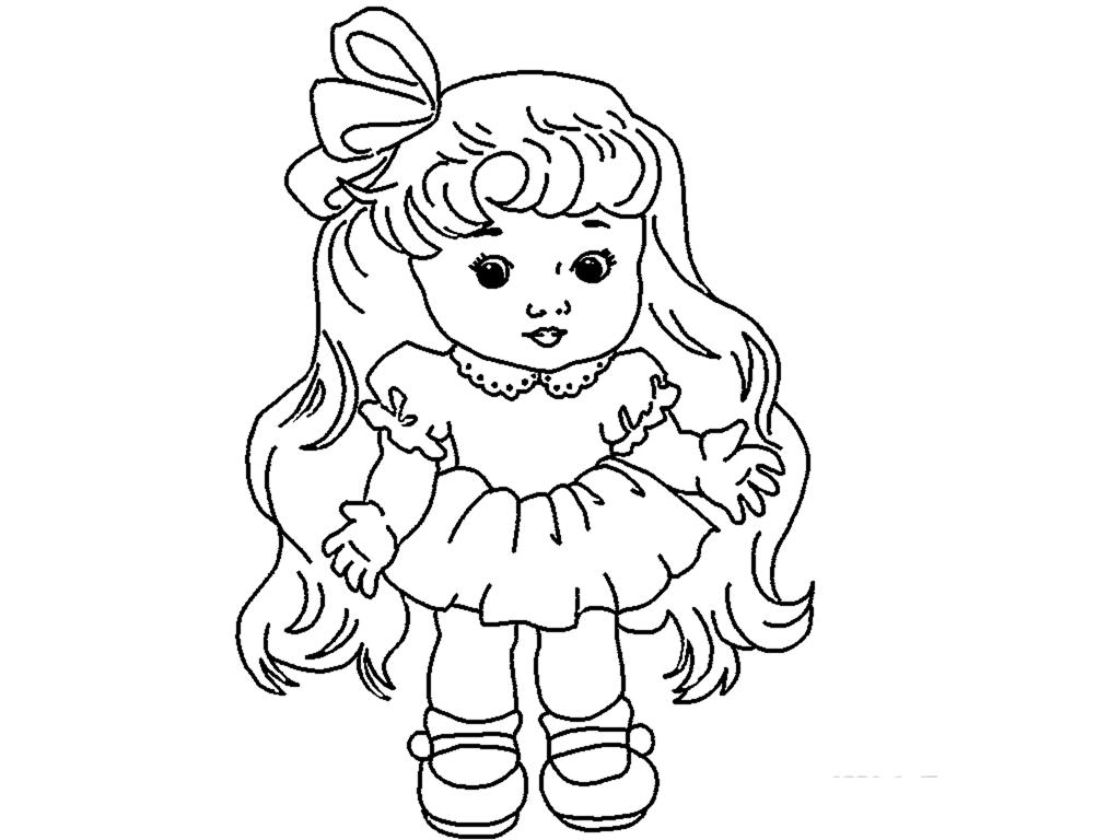 Drawn dall Free Cute Drawn Doll Wallpaper