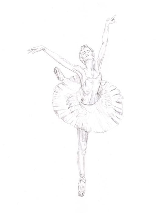 Drawn dance Carmen Drawing Original Drawing Art