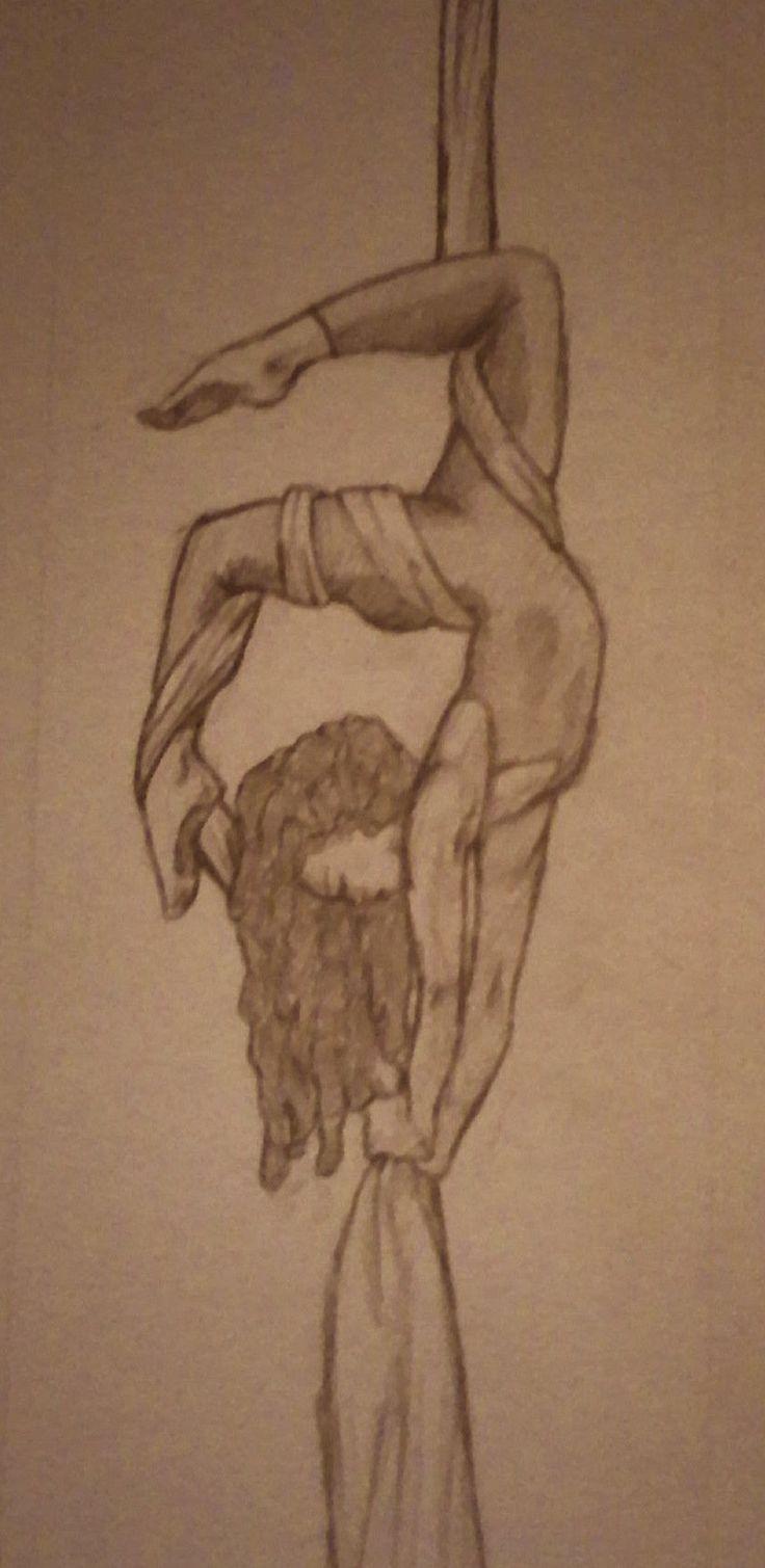 Drawn ballerine full body Drawing Ballerina Pinterest Best
