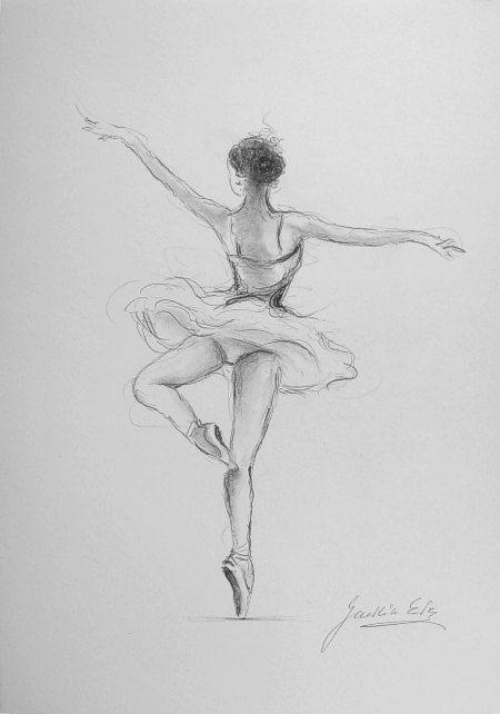 Drawn dancer ORIGINAL will ideas Gawlik you