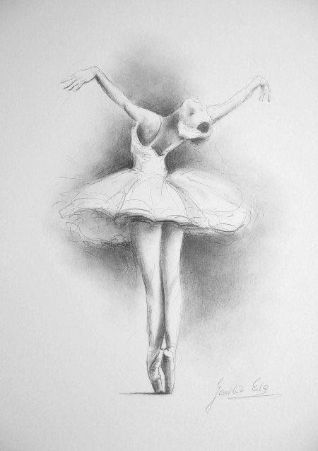 Drawn dancer ORIGINAL Pinterest images 174 8