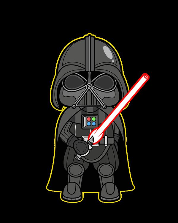 Luke Skywalker clipart i love Is this Gaming Wars I
