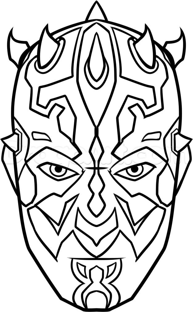 Drawn wars simple Easy step draw step easy