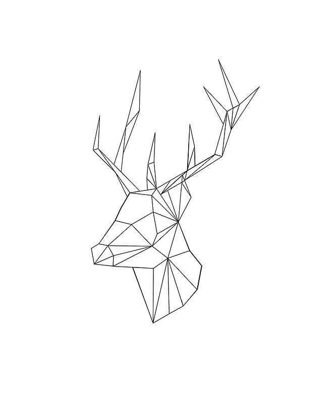 Drawn reindeer creative On drawing Reindeer Best Pinterest