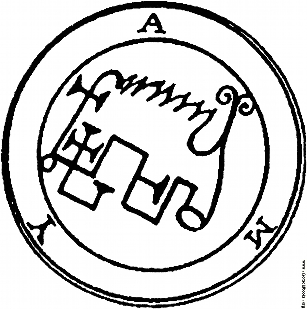 Drawn demon amy Sigils of of Seal Amy