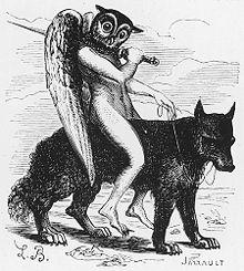 Drawn demon amy Ars Wikipedia in List Andras