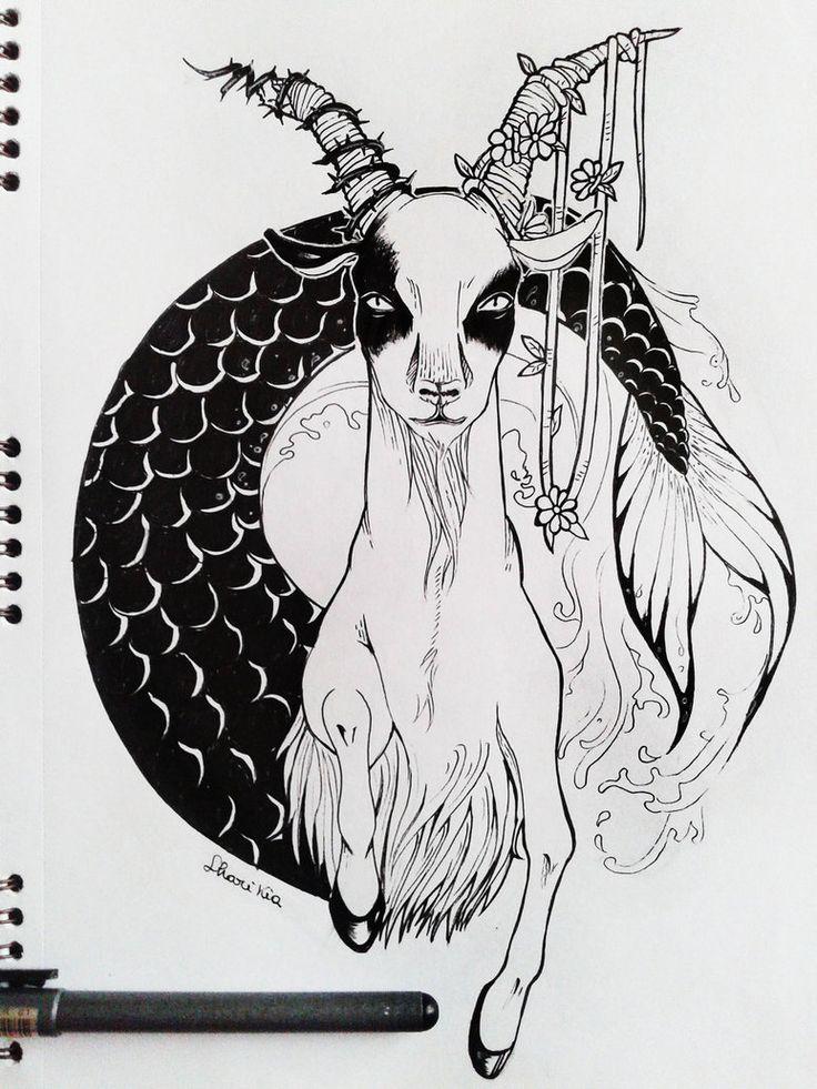 Drawn zodiac realistic #12