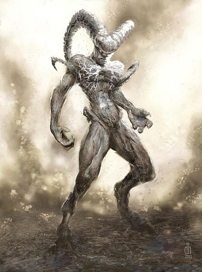Drawn zodiac realistic #14