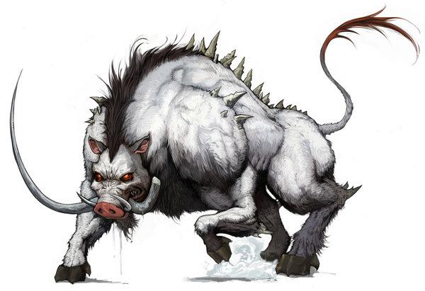 Drawn demon deamon #14