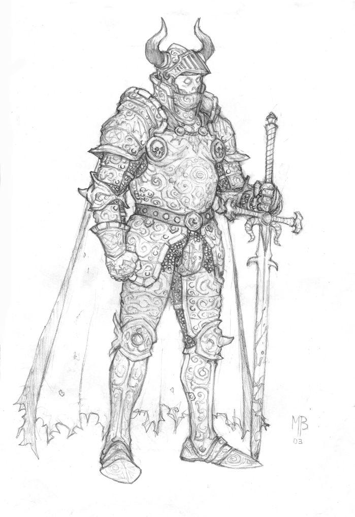 Drawn demon demon lord Lord by Nyarlathotep Demon DeviantArt