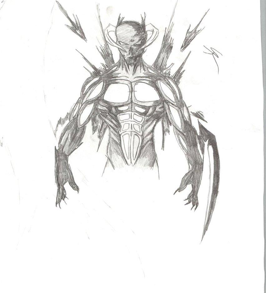 Drawn demon demon lord Demon Vantis Tekonis The DeviantArt