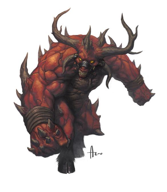 Drawn demon demon lord By 507 Lord EternaLegend DeviantArt