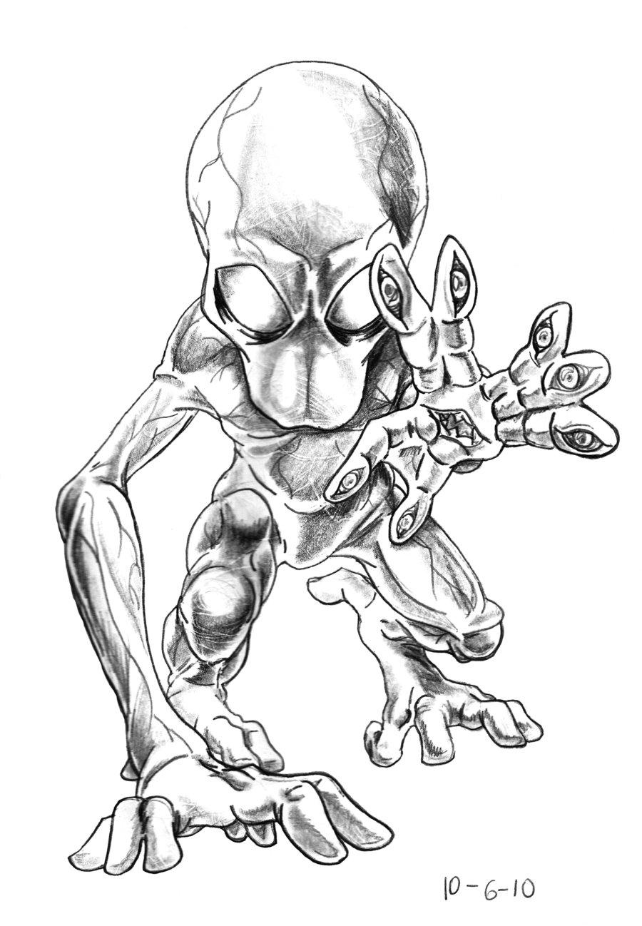 Drawn demon demonic creature Google demon drawings PHOTOS
