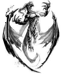 Drawn demon dragon Dragon Search shirts » some