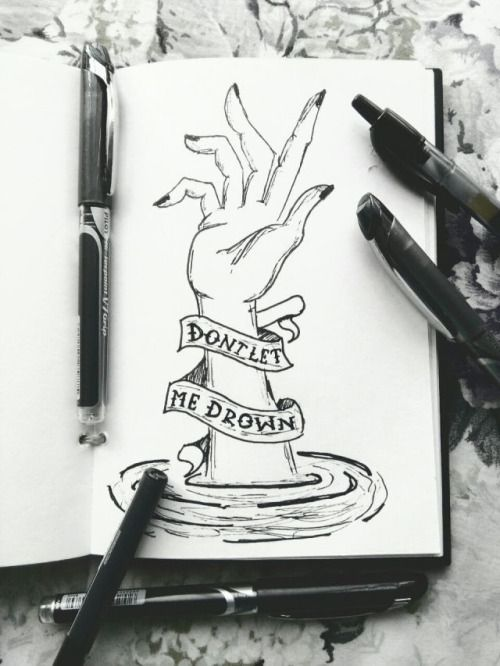 Drawn sad halloween 25+ art  Pinterest Depression