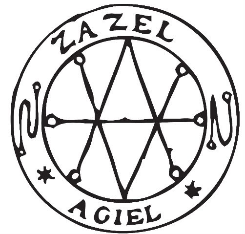 Drawn demon sigil supernatural Blood second and each and
