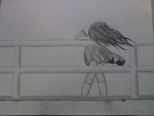 Drawn depression Depression DeviantArt by by Depression