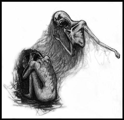 Drawn depression And Google  depression Ptsd