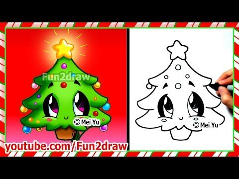 Drawn santa fun christmas Top Things Tree Pinterest to
